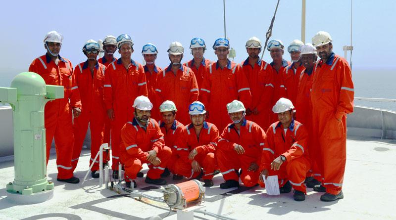 Life at LAUGFS Maritime - LAUGFS Maritime Services Pvt Ltd